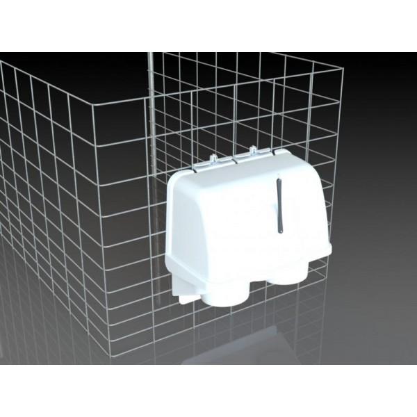 k lberh tte zaun gitter vorgeschnitten dairyshop. Black Bedroom Furniture Sets. Home Design Ideas