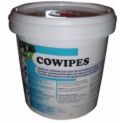 Feuchte Eutertücher (CoWipes)